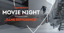 "Presseeinladung: Movie-Night mit Freeskierin Laura Wallner und Legs of Steel Filmhighlight ""Same Difference"""