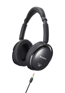 Find your inner peace: Sony introduces world's first digital noise cancelling headphones