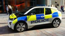 Elektriske politibiler