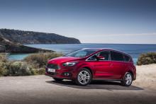 Ny Ford S-MAX: wellness på hjul