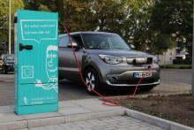 1. Mobilitätstag in Paderborn - Westfalen Weser Energie zeigt verschiedene Komponenten der Elektromobilität