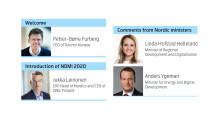 Pressinbjudan: Nordic Digital Municipality Index 2020 - med kommentar från Anders Ygeman