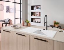 Nouvel évier en céramique - Villeroy & Boch Aussi varié que la vie : Subway Style