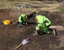 Arkeologiska fynd kastar nytt ljus över stenåldern i Björlanda