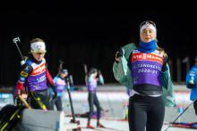 Disse 12 skiskytterne skal konkurrere i Hochfilzen