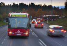 Minskade koldioxidutsläpp och bättre kundupplevelse i Arrivas bussar