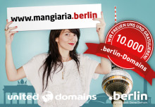 10.000ste .berlin-Domain registriert
