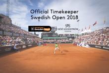 Sjöö Sandström - Official Timekeeper, SkiStar Swedish Open 2018