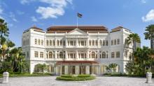 Hotellikonen gör comeback – Raffles Singapore öppnar igen