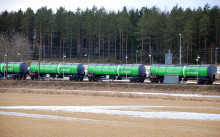 ​Green Cargo and St1 focus on quality and punctuality