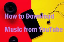 So laden Sie Musik aus YouTube-Videos herunter