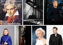 Båstad Kammarmusikfestival - i koncentrerat format 26 juni