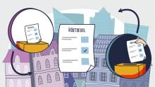 NBV lanserar tre animerade kortfilmer om demokrati inför valet
