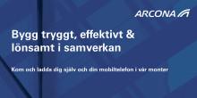 Vi ses på Business Arena Stockholm!