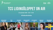Välkommen till TCS Lidingöloppet On Air - Ett webinar kring löpning och hälsa med TCS och Lidingöloppet
