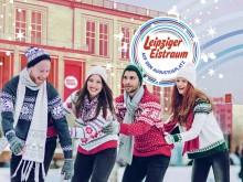 """""""Leipziger Eistraum"""": Winterevent vom 13. Januar bis 5. März 2017 auf dem Augustusplatz"""