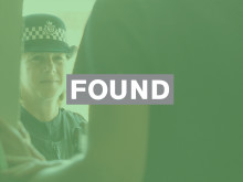 Ivor Evans, reported missing from Eastbourne, has been located