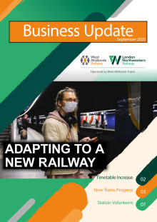 West Midlands Trains Business Update - September 2020