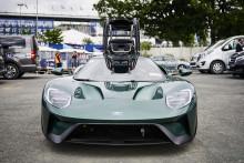 Debat og bildæk: Eksklusivt handicap-event med Ford GT