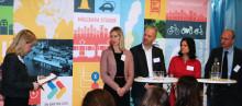 Samarbete för smarta hållbara städer