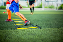 Schools 'go for goal' with Sport NI funding application