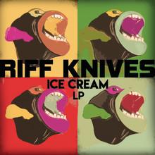 Riff Knives släpper Ice Cream LP 29 April