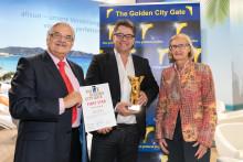 """alltours ausgezeichnet - TV-Sport """"Soooo gut… seit 45 Jahren"""" hat den """"Golden City Gate Award"""" erhalten"""
