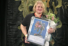 Debutant hedret med litteraturpris
