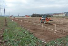 Baubeginn für neues Umspannwerk in Unterhaid