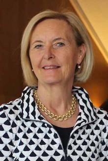 Apotekarsocietetens ordförande Märit Johansson tar plats i EUFEPS Executive committée