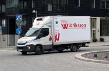 Ömtåligt uppdrag till Widriksson Logistik