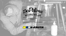 DePalma Workwear i samarbete med K-Rauta AB