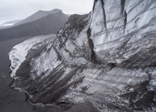 Deception Island proves to be the perfect bone-chilling, awe inspiring photography playground