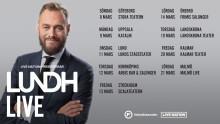LUNDH LIVE – OLOF LUNDH PÅ PODTURNÉ!