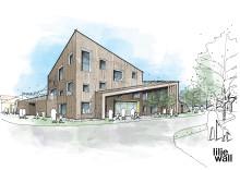 Trelleborgs kommun väljer Wästbygg för hållbar förskola