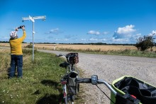 Fahrrad à la Karte auf Fehmarn