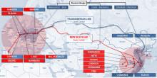 Mit der Bahn aus Asien nach Europa und zurück