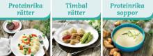 Dålig aptit eller svårigheter att tugga och svälja? Findus lanserar konsistensanpassade och näringsberikade enportionsrätter.