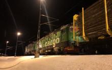 Holmen väljer Green Cargos klimatsmarta tåg