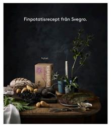 Svegro Finpotatis recept