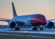 Norwegian mestadels positiv till regeringens flygstrategi