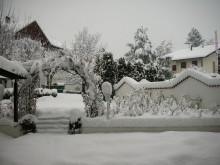 Der Vinschgau im Winterkleid