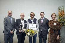 Logistikkompagniet vinder CSR People Prize for sit store sociale ansvar