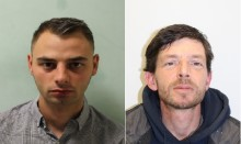 Two rogue traders who scammed elderly victims jailed