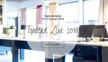 Topocad Live 2018!