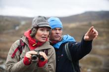 Mit GPS dem Odinshühnchen auf der Spur: Birdspotting in Norwegen