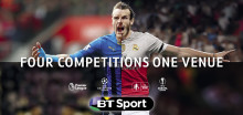 """BT Sport showcases top football competitions in innovative new season marketing campaign """"four competitions, one venue"""""""