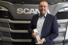 Scania gewinnt Telematik Award 2020