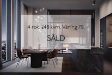 Sveriges högst belägna lägenhet såld