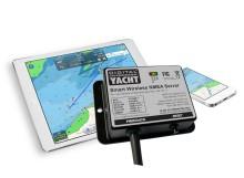 Digital Yacht España presentará en el Salón Nautico Internacional de Barcelona WLN10, un nuevo adaptador inteligente NMEA con Wifi Gateway para usar con iPad